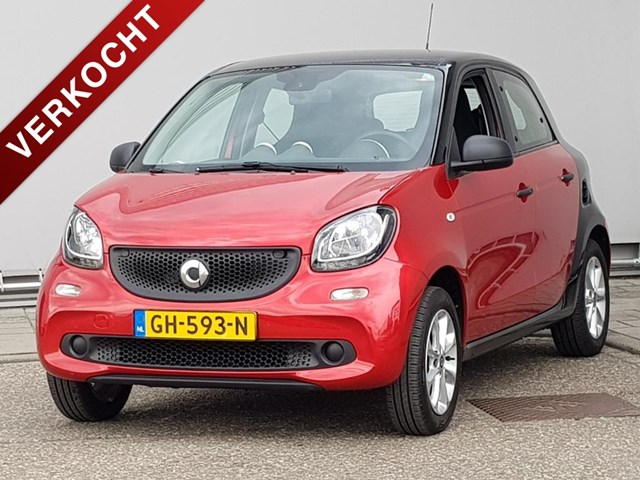 Smart Forfour 1.0 Essential Edition 71PK. Foto 1