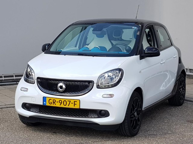 Smart Forfour 1.0 Proxy, navigatie, Cruise control, airco, Foto 1