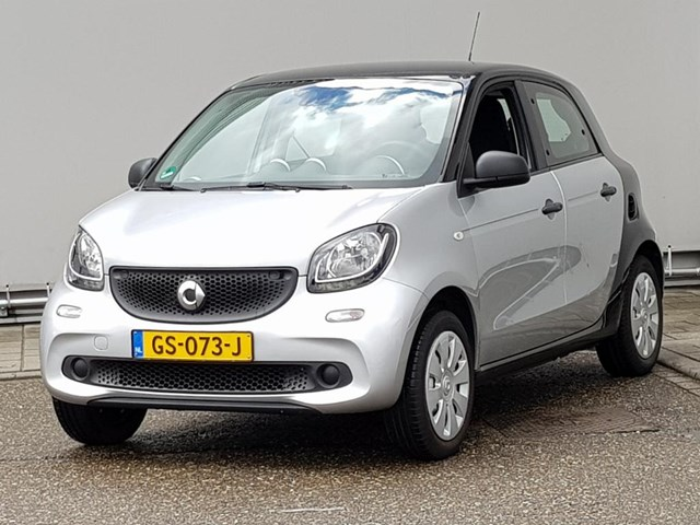Smart Forfour 1.0 Pure AUTOMAAT! Foto 1
