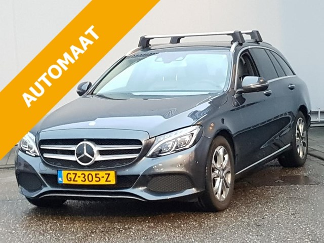 Mercedes-Benz C-Klasse C350E AUT7 ESTATE, prijs is Incl. BTW en incl BPM. Foto 1