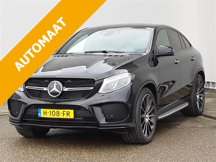 Mercedes-Benz GLE-Klasse 400 Coupe, 4MATIC 9G-TRONIC AMG STYLING