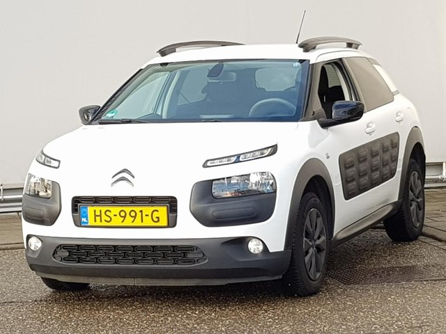 Citroën C4 Cactus 1.6 Blue HDI Business Foto 1