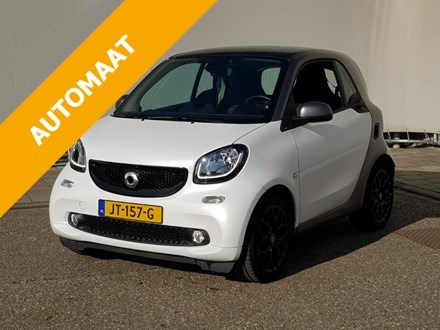 Smart Fortwo 1.0 T Prime, Turbo, Automaat!