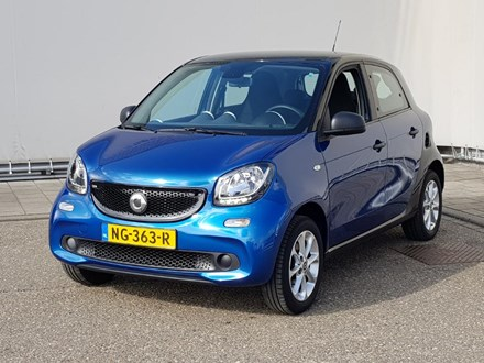 Smart Forfour 1.0 Pure.