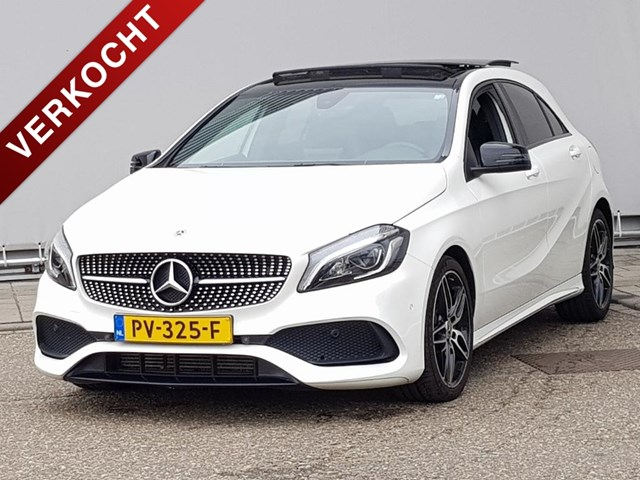 Mercedes-Benz A-Klasse A160 Ambition AMG Styling Foto 1