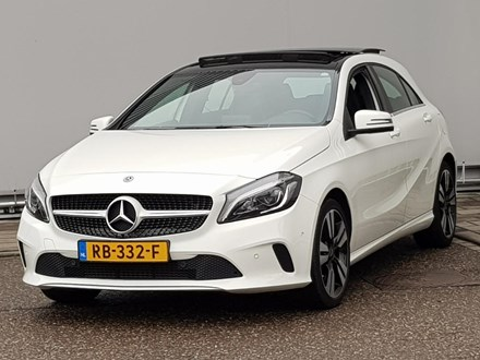 Mercedes-Benz A-Klasse 160 Ambtion, panoramadak, groot navigatie etc!