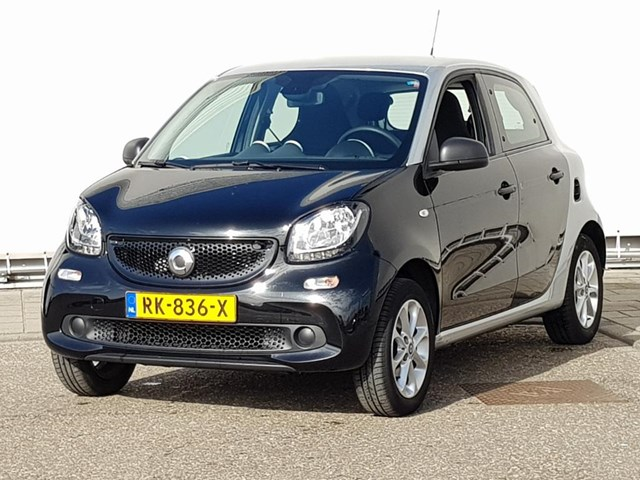 Smart Forfour 1.0 52KW Business Solution Foto 1