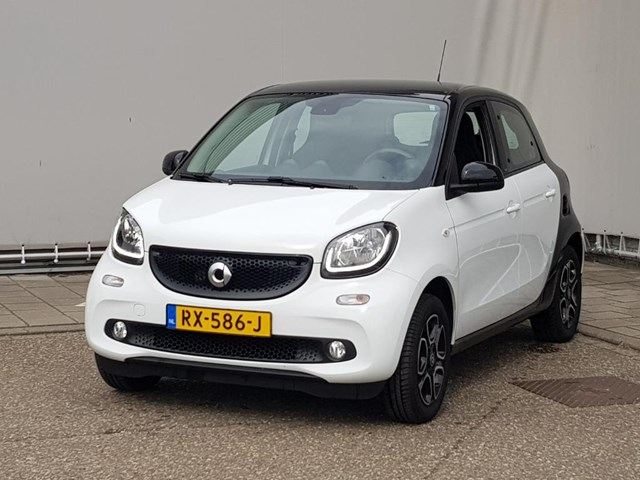 Smart Forfour 1.0 Business sol plus, Navigatie Foto 1
