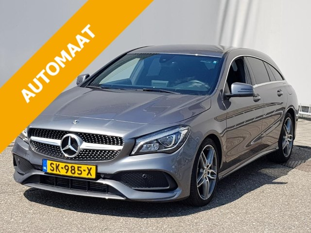 Mercedes-Benz CLA-Klasse Shooting Brake 200d Business Sol, AMG Styling, Automaat! Foto 1