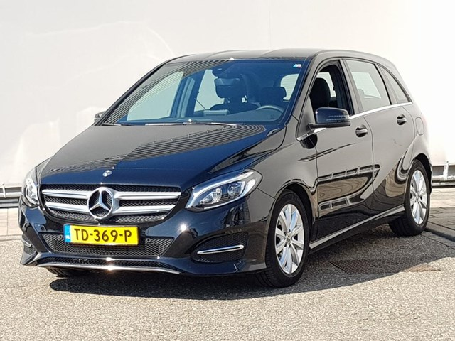 Mercedes-Benz B-Klasse 180 Benzine, BLUE EFF. Business Edition! Foto 1